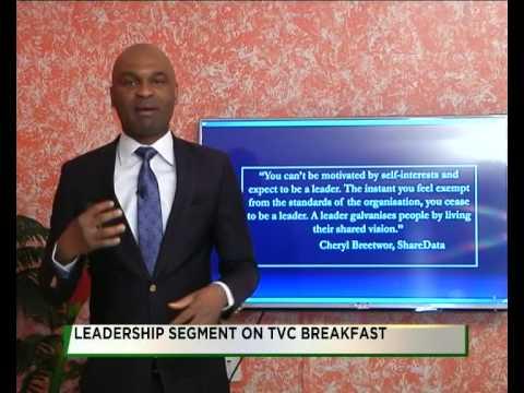 MAXWELL UBAH ON TVC BREAKFAST