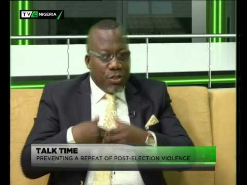 TVC Breakfast | Talktime | Preventing Post-Election Violence