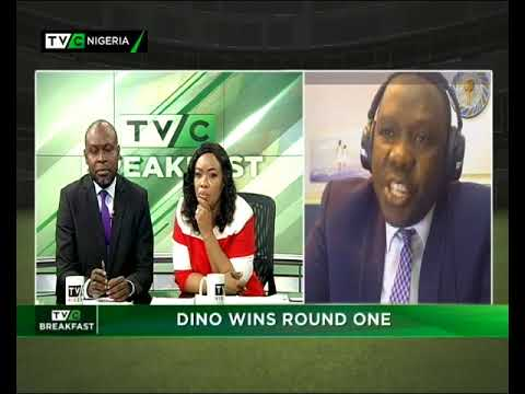 TVC Breakfast 30th April 2018 | Dino Wins Round One