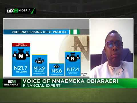 TVC Breakfast 27th April 2018 | Nigeria's Loans and Repayment Plans