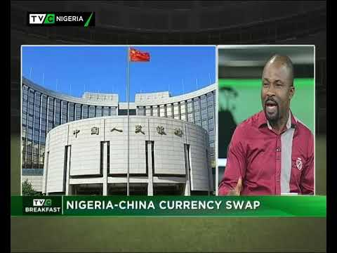 TVC Breakfast  10th May, 2018| Nigeria – China Currency Swap