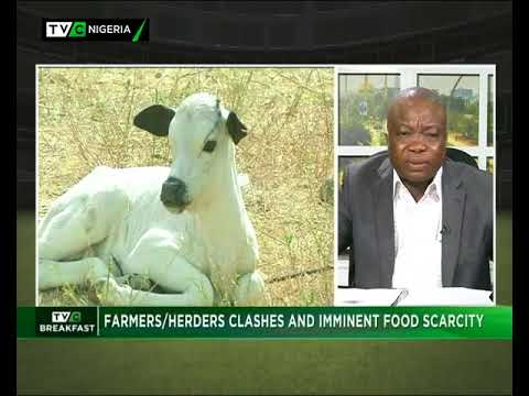 TVC Breakfast  10th May, 2018| Farmer's-Herder's Clashes