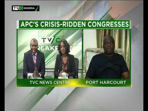 TVC Breakfast 8th May 2018   APC's Crisis-ridden Congresses