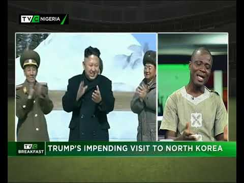 TVC Breakfast  7th May, 2018 |  Trump's Impending Visit to North Korea
