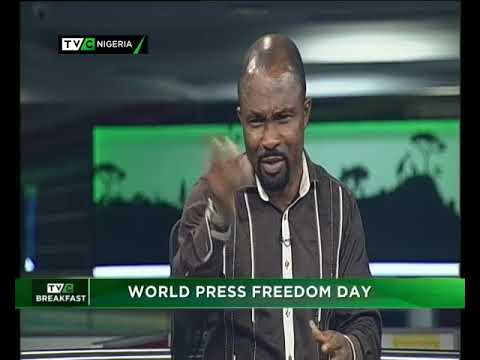 TVC Breakfast 3rd May 2018 | World Press Freedom Day