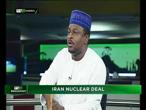 TVC Breakfast 11th May 2018 | Iran Nuclear Deal