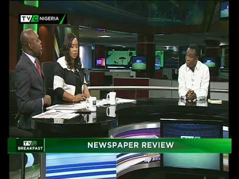 TVC Breakfast 14th May, 2018 |Newspaper Review