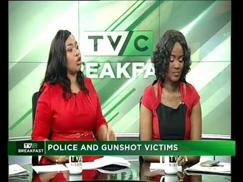 TVC Breakfast 24th May, 2018 | Police on Gunshot victims