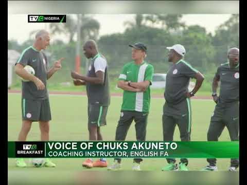 TVC Breakfast 17th May 2018 | Sports Talk with Chuks Akuneto