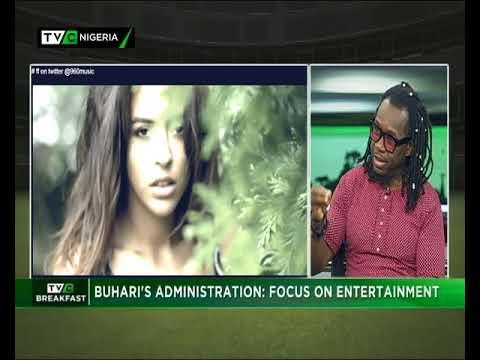 TVC Breakfast 1st June 2018 | Buhari's Administration: Focus on Entertainment