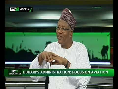 TVCBreakfast 1st June 2018 | Buhari's Administration: Focus on Aviation