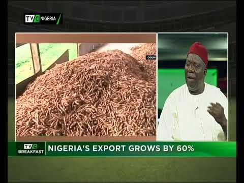 TVC Breakfast 4th June, 2018 | Nigeria export grows