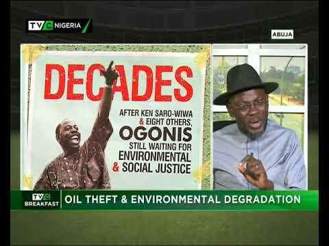 TVC Breakfast 6th June, 2018 | Oil theft and environmental degradation