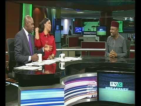 TVC Breakfast 7th June   2018   Newspaper Review with Dan Ekere