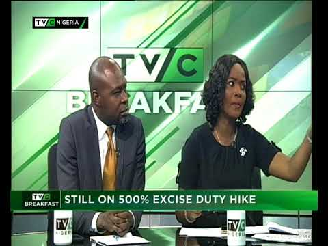 TVC Breakfast 11th June 2018 | 500% Excise Duty Hike