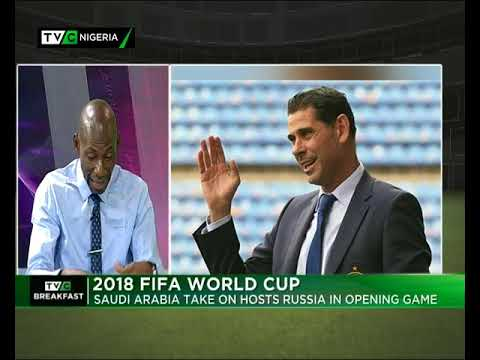 TVC Breakfast 14th June 2018 | 2018 FIFA World Cup