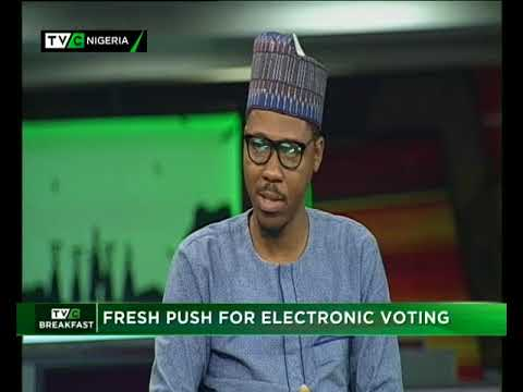 TVC Breakfast 13th June 2018   Electronic Voting