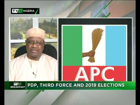 TVC Breakfast 18th June 2018 |  PDP, Third Force and 2019 Election