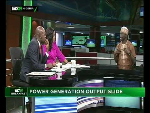 TVC Breakfast 19th June 2019 | Power Generation Output Slide