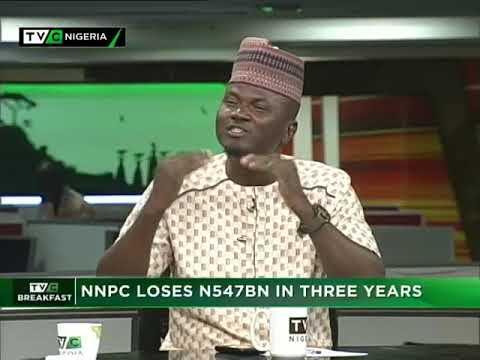TVC Breakfast 28th June, 2018 | NNPC loses 547 Billion in 3 Years