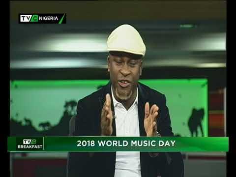 TVC Breakfast 22nd June 2018 | 2018 World Music Day