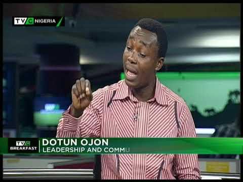 TVC Breakfast 2nd July 2018 | Newspaper Review with Dotun Ojon