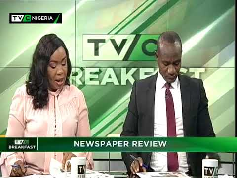 TVC Breakfast 5th July, 2018| Newspaper Review