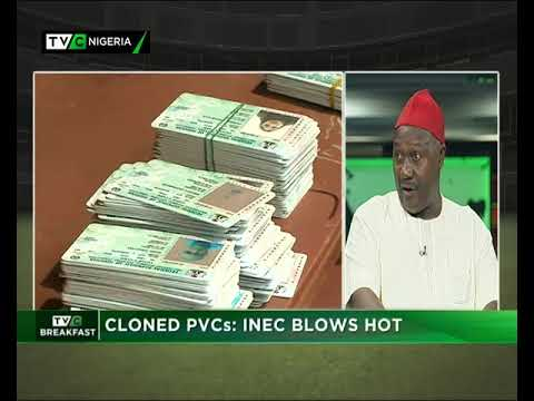 TVC Breakfast 6th July 2018 | Cloned PVCs: INEC blows hot