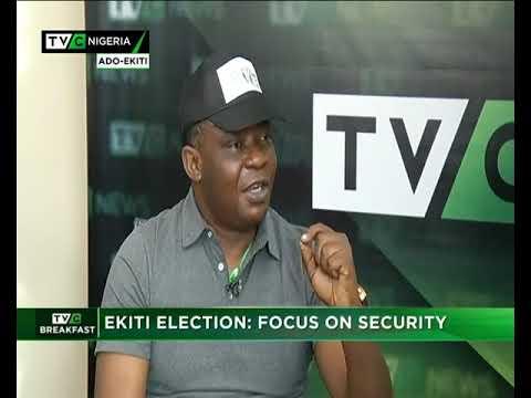 TVC Breakfast 13th July 2018 | Ekiti Election: Focus on Security