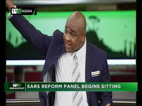 TVC Breakfast 25th Oct., 2018 |SARS reform panel begins sitting