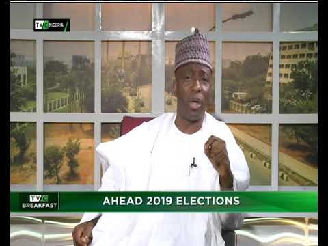 TVC Breakfast 29th Oct., 2018   Ahead 2019 Elections