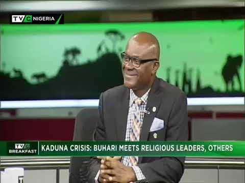 TVC Breakfast 31st October 2018 | Kaduna Crisis: Buhari meets Religious leaders, others