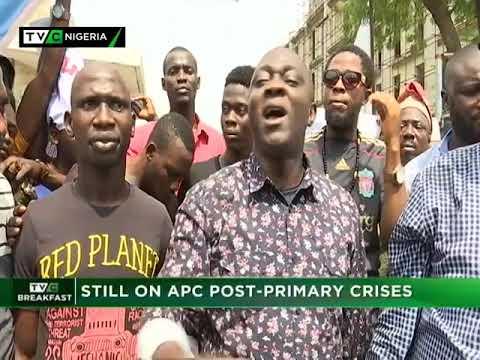 TVC Breakfast 31st October 2018 |  APC Post-Primary Crises