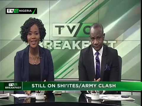 TVC Breakfast 31st October 2018 | Shi'ites-Army Clash