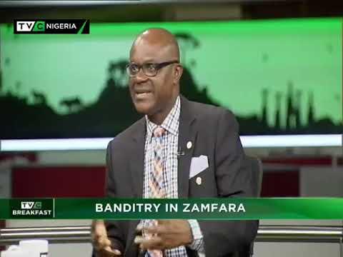 TVC Breakfast 31st October 2018 | Banditry in Zamfara