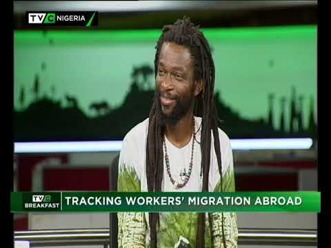 TVC Breakfast Nov.1st, 2018 Tracking Workers's Migration Abroad