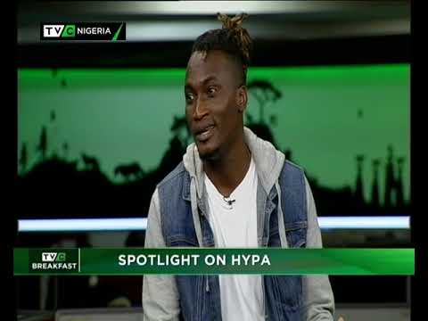 TVC Breakfast 2nd Nov., 2018| Spotlight on Hypa
