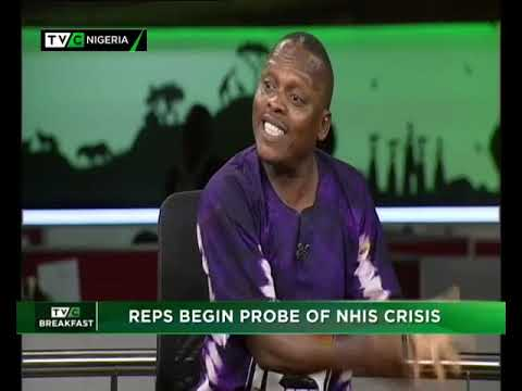 TVC Breakfast 5th November 2018 | Reps begin Probe of NHIS Crisis