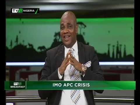 TVC Breakfast 5th November 018 | Imo APC Crisis