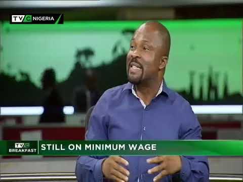 TVC Breakfast  8th Nov., 2018 | Still on the minimum wage