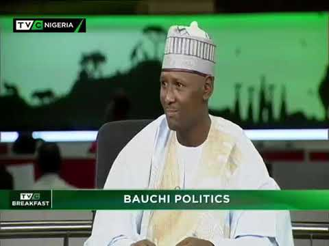 TVC Breakfast  8th Nov., 2018 | Bauchi Politics