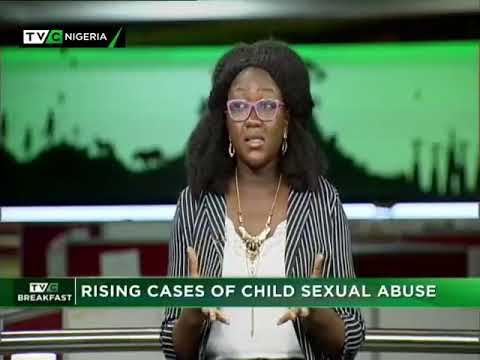 TVC Breakfast  9th Nov., 2018   Rising Cases of Child Sexual Abuse