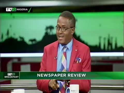 TVC Breakfast  9th Nov., 2018 | Newspaper Review