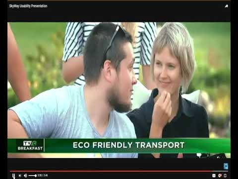 TVC Breakfast Nov. 12th, 2018| Eco Friendly Transport