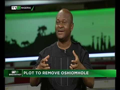 TVC Breakfast 16th Nov. 2018|Plot To Remove Oshiomhole