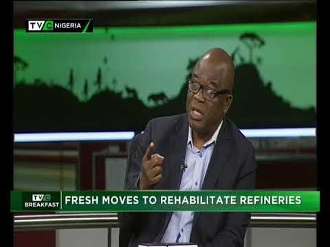 TVC Breakfast 19th November 2018 | Fresh Moves to Rehabilitate  Refineries