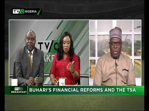 TVC Breakfast Nov. 20th, 2018| Buhari Financial Reforms And The TSA