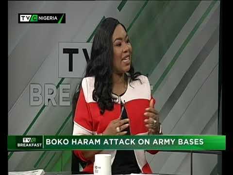 TVCBreakfast Nov. 27th, 2018|Boko Haram Attack
