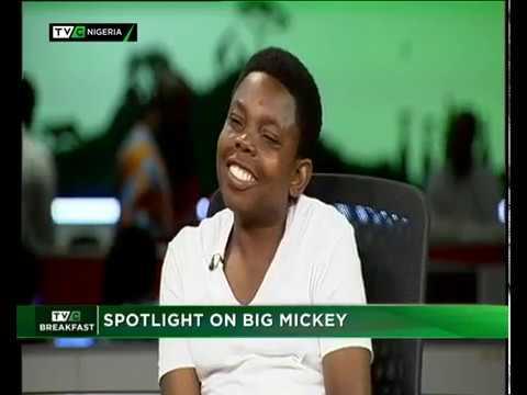 TVC Breakfast  30th Nov., 2018   Spotlight on Big Mickey