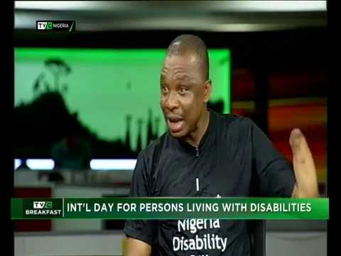 TVC Breakfast 3rd December 2018   Persons Living with Disabilities